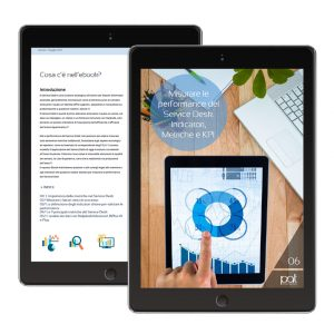 ebook-Misurare le performance del Service Desk. Indicatori, Metriche e KPI-tablet