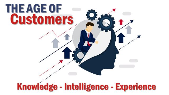Leve di successo per gestire i clienti: Knowledge, Intelligence, Experience