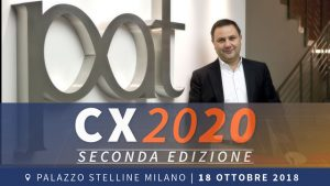 """conferenza sulla Customer Experience - """"CX2020"""""""