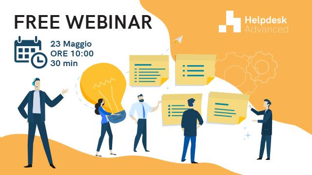 Webinar – Il Demand Management nella Service Strategy: potenzia il tuo business!
