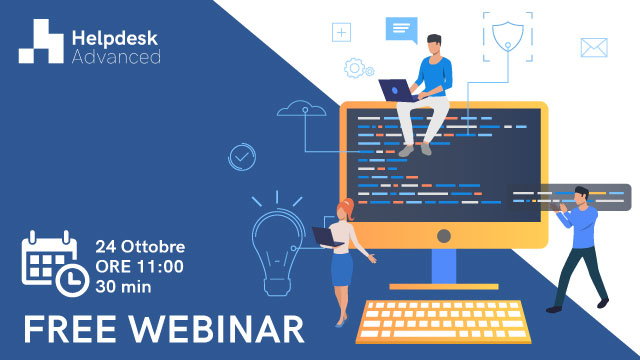 Webinar – Gestisci l'Application Lifecycle Management attraverso il Service Desk