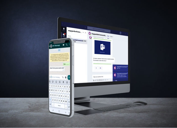 Chatbot per WhatsApp e Microsoft Teams: Automatizza il supporto
