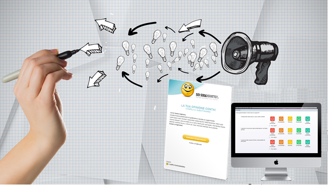 La voce del cliente attraverso le survey di soddisfazione