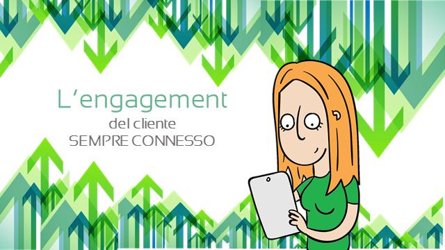 Webinar: L'engagement del cliente sempre connesso
