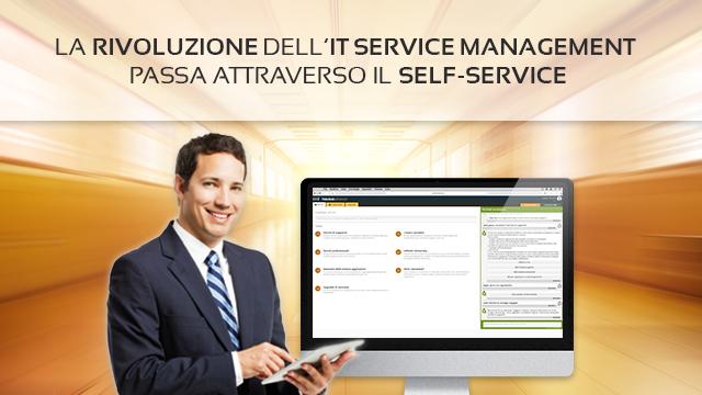 Webinar: La rivoluzione dell'IT Service Management passa attraverso il self-service