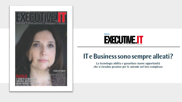 Su Executive.IT PAT e la propria strategia tra IT e business