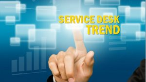 Service Desk Trend